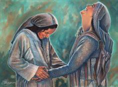 Isabel y María