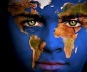 Mundo en la cara