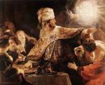 Banquete de Baltasar