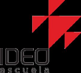 IDEO logo rojo