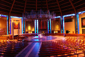 Altar en el centro