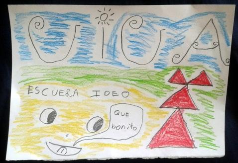 Dibujo de Andrés