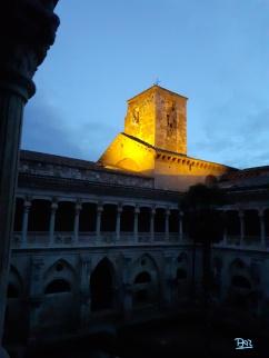 Claustro Plateresco del monasterio de Santa Mª de Huerta