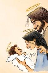 Sagrada familia simpatía 3